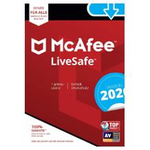 McAfee Antivirusprogramm