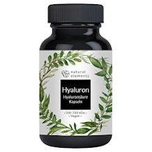natural elements Hyaluron-Kapsel