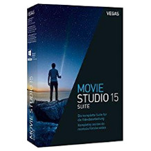 Vegas Videobearbeitungsprogramm