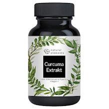 natural elements Curcuma Extrakt