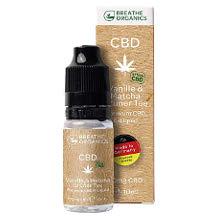 Breathe Organics CBD-Öl