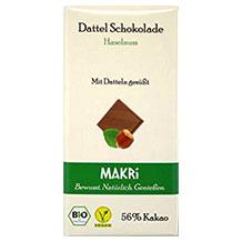 MAKRi Schokolade mit Nüssen