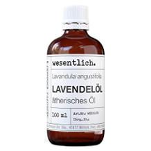 wesentlich. Lavendelöl