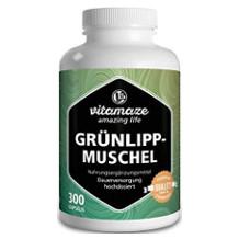 Vitamaze Grünlippmuschel-Kapsel