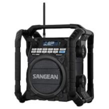 Sangean Baustellenradio