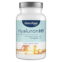 gloryfeel Hyaluron-Kapsel