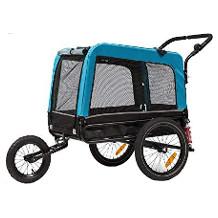 Klarfit Fahrrad-Hundeanhänger