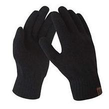 Bequemer Laden Handschuh