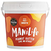 ManLife Erdnussbutter