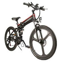SAMEBIKE Elektro-Mountainbike