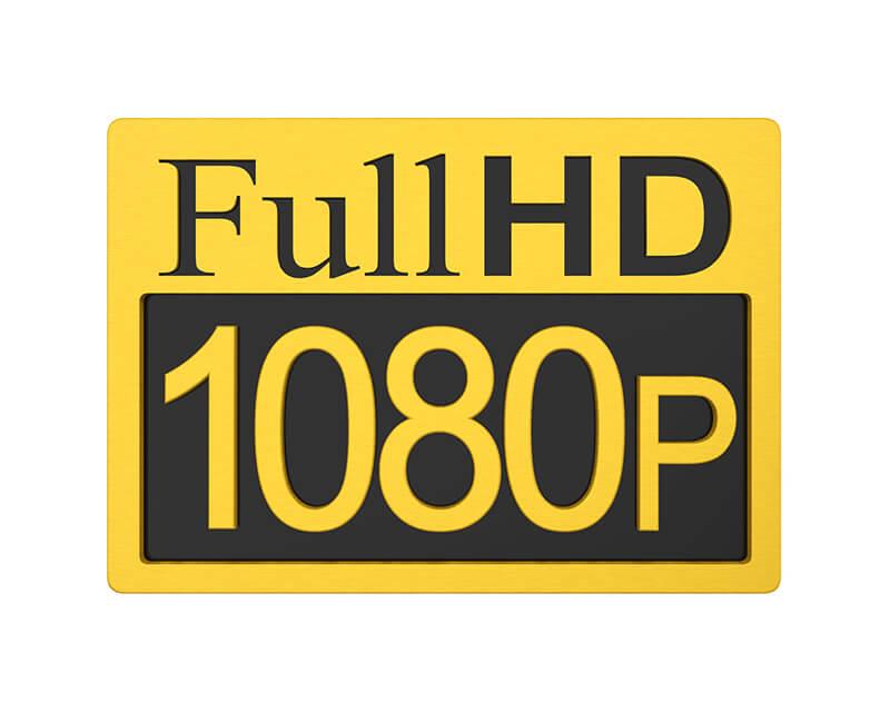 Full HD 1080p Icon
