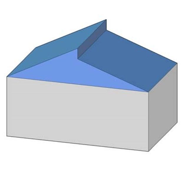 Stufendach