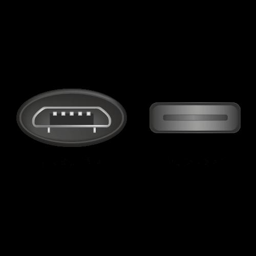 Micro USB Anschlüsse