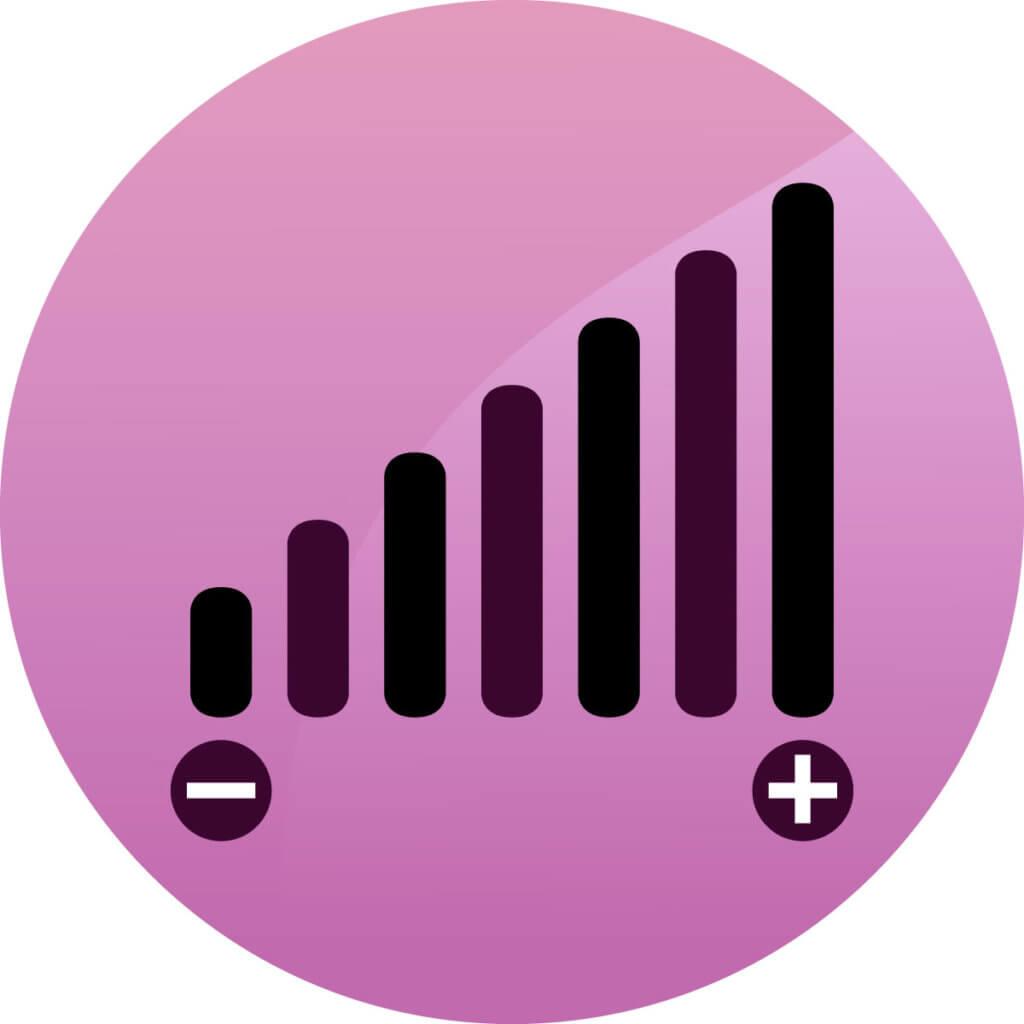 Lautstärke Icon