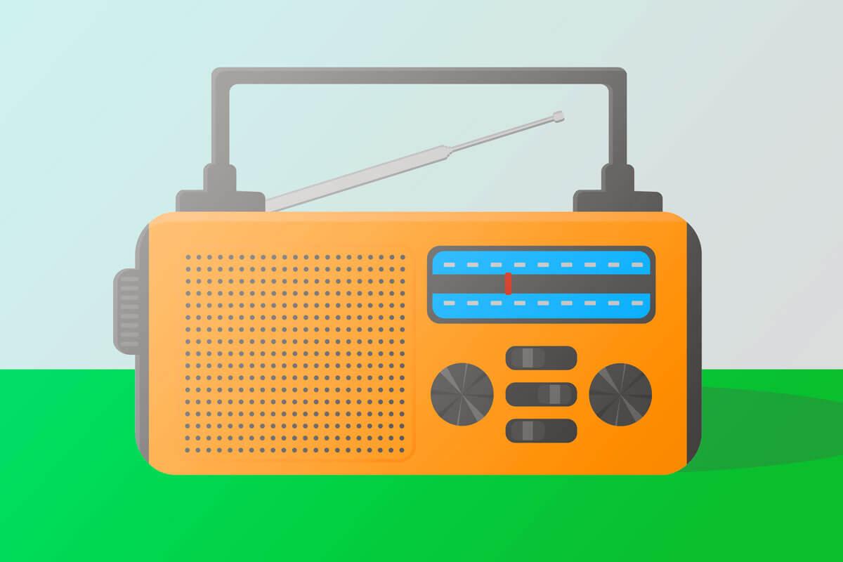 baustellenradio illustration