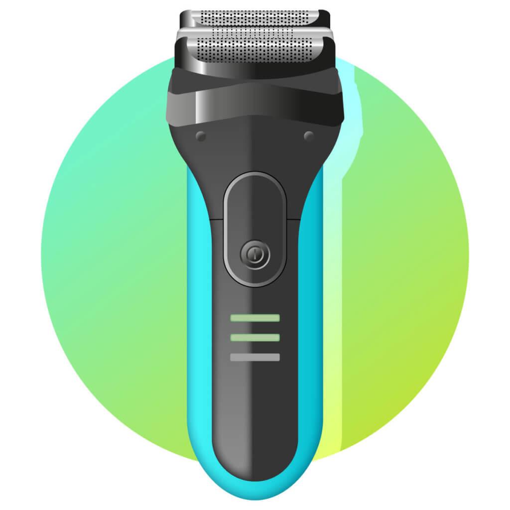 Elektrischer Rasierer - Icon