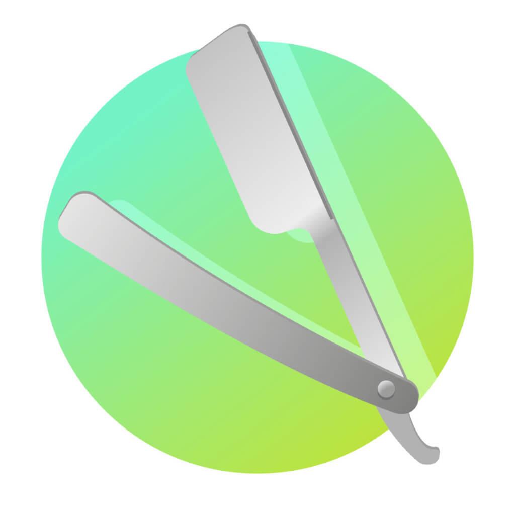 Rasiermesser - Icon