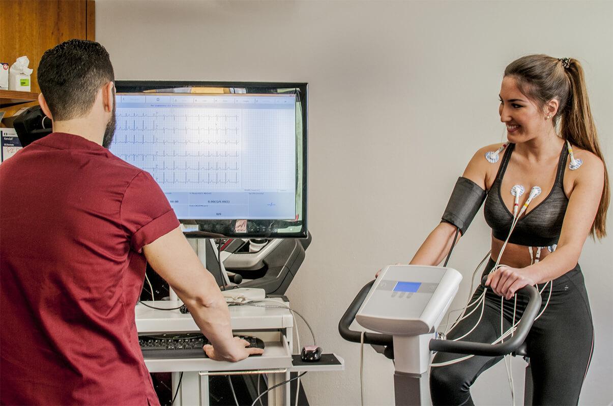 Ergometer Cardioprogramm