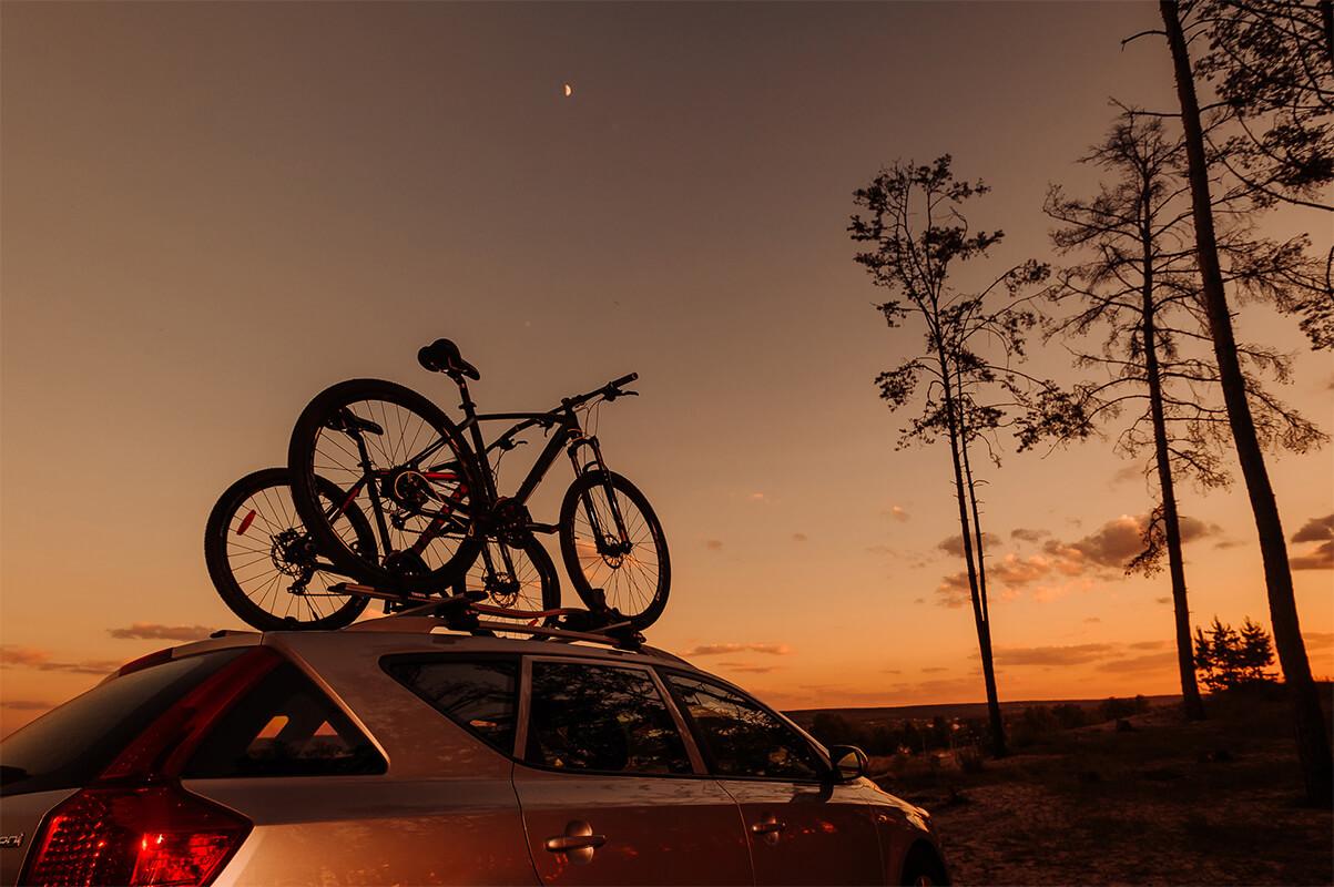 Dach Fahrradträger