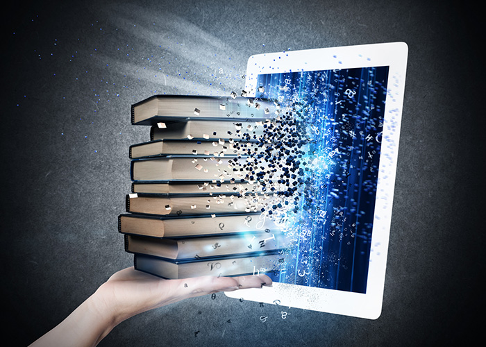 eBooks im Tablet