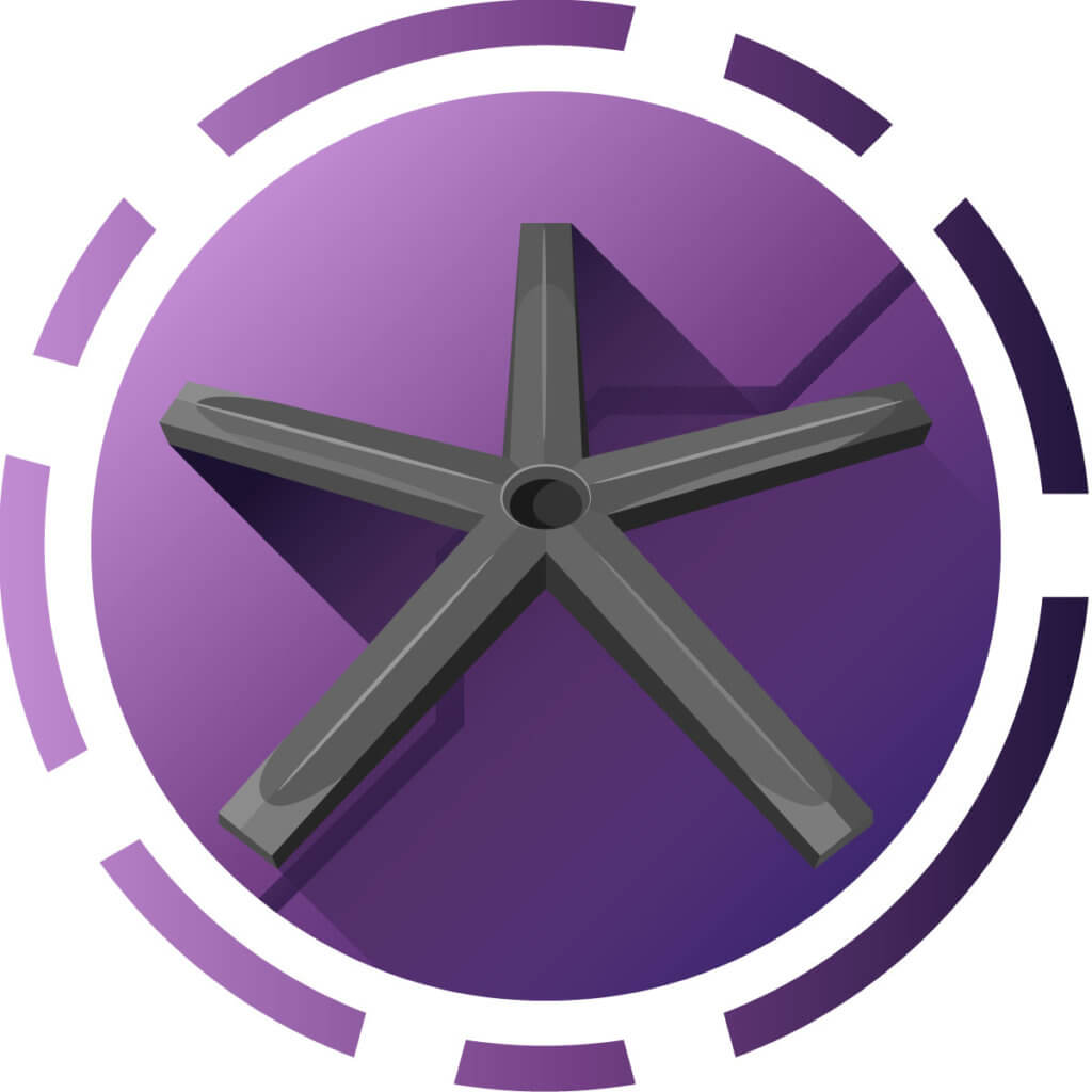 Fusskreuz - Icon