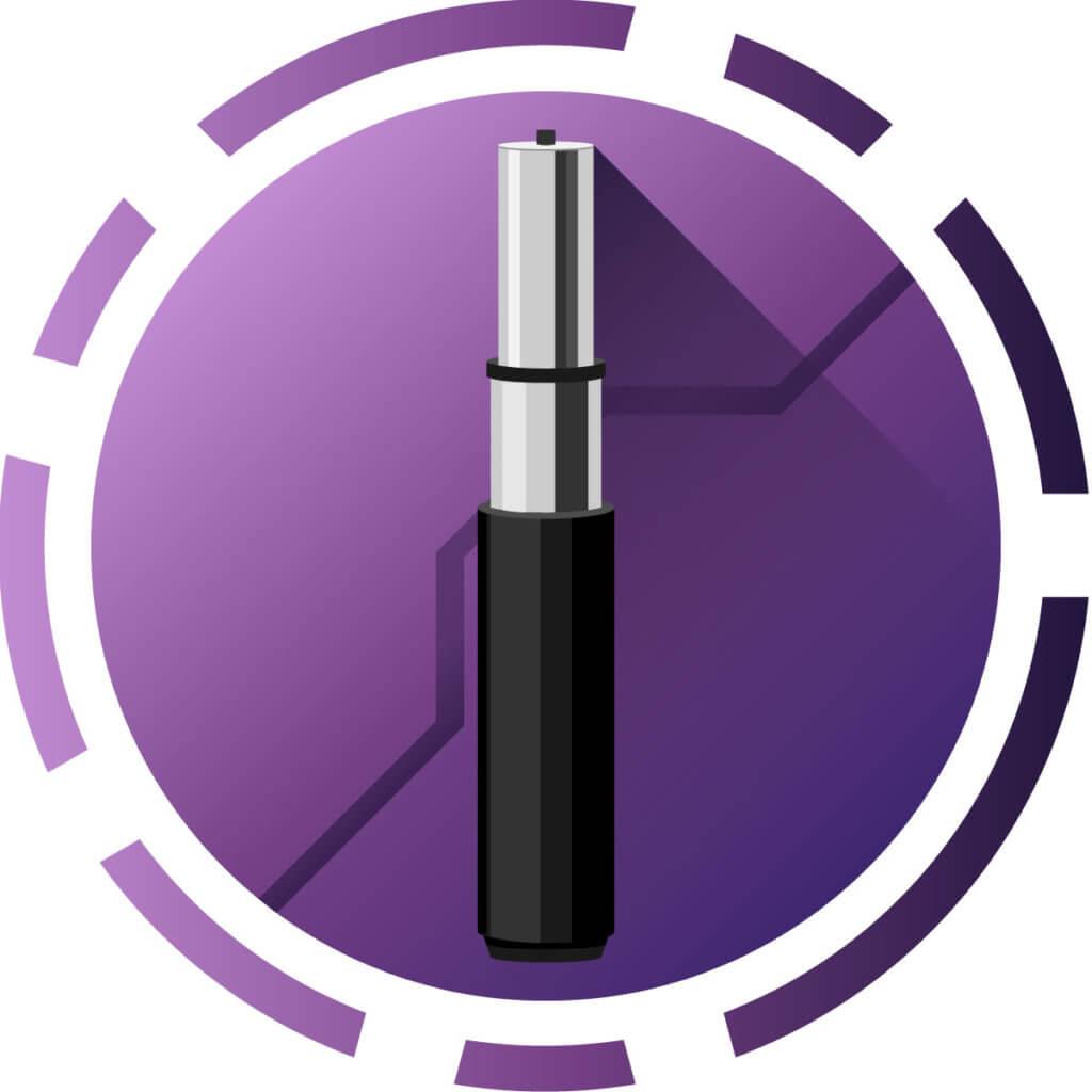 Gasdruckfeder - Icon