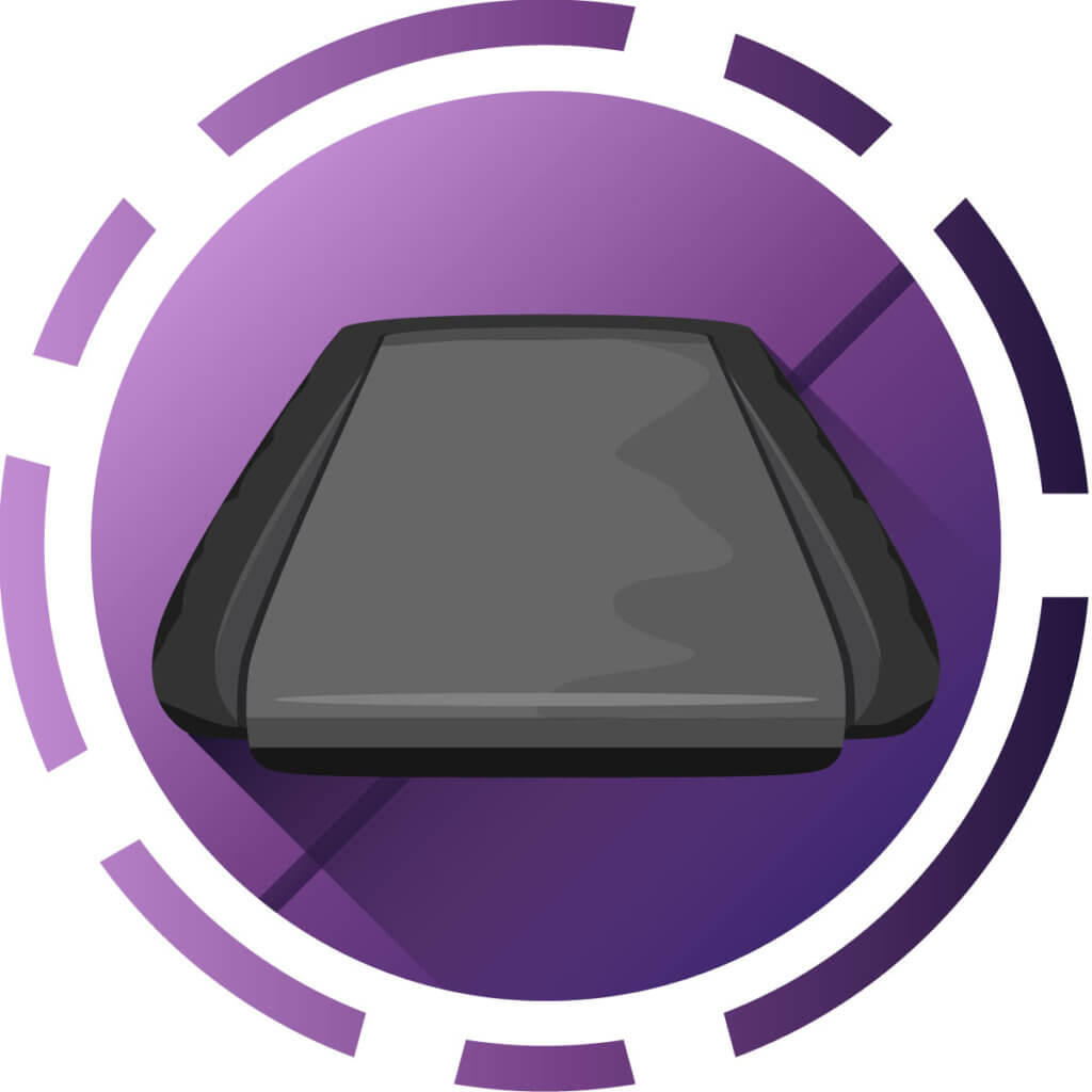 Sitzflaeche - Icon