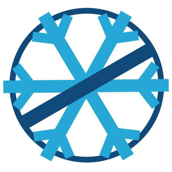 NoFrost Symbol