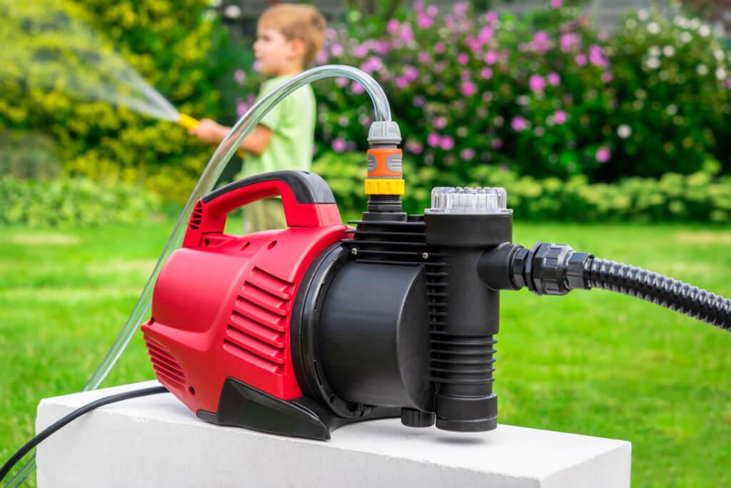 Mobiles Hauswasserwerk