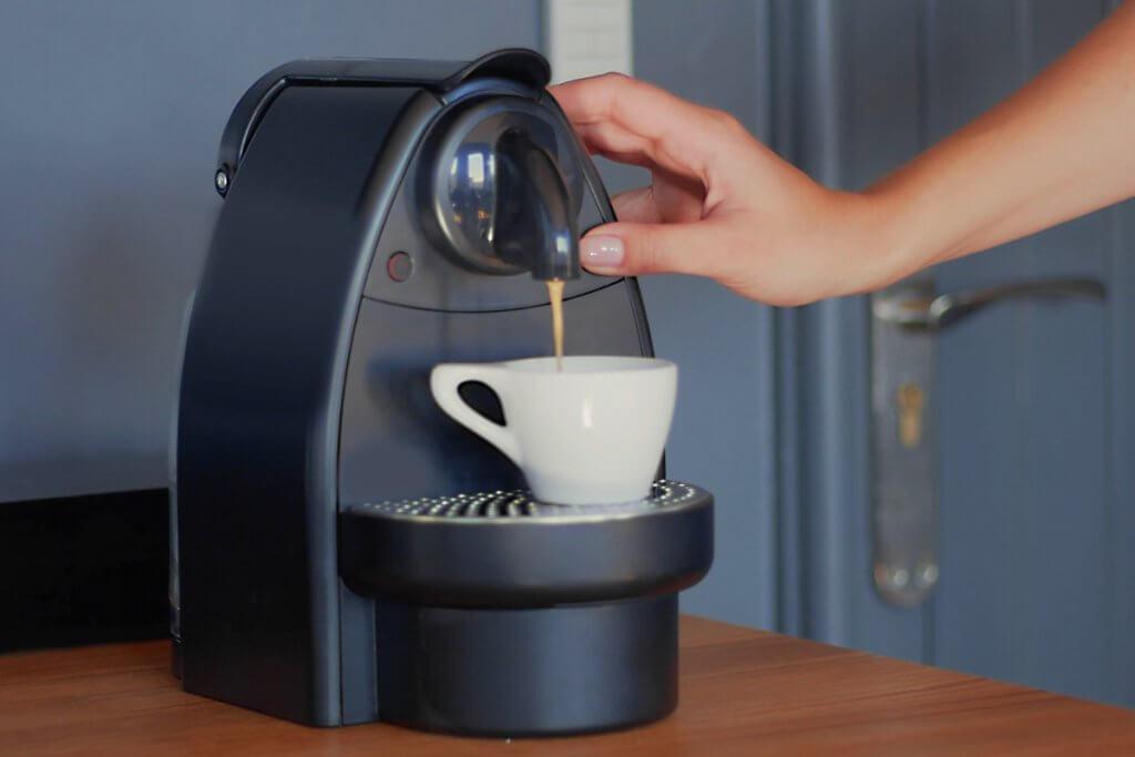 kaffeekapselmaschine kaffee espresso