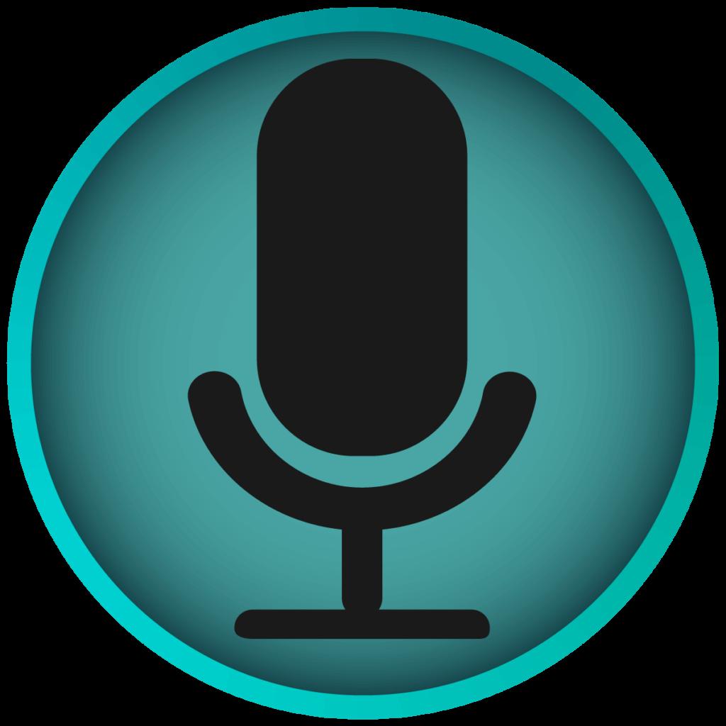 Icon zu Mikrofon