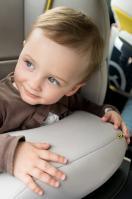 Kindersitz mit Fanglörper