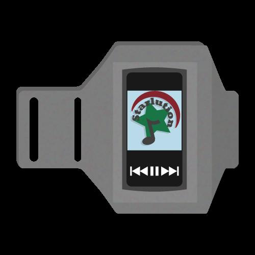 Befestigung mp3-Player Grafik