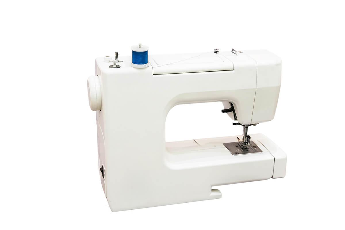 Einfache Nähmaschine