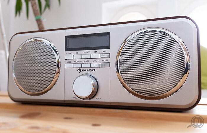 Digitalradio als Hi-Fi-Anlage
