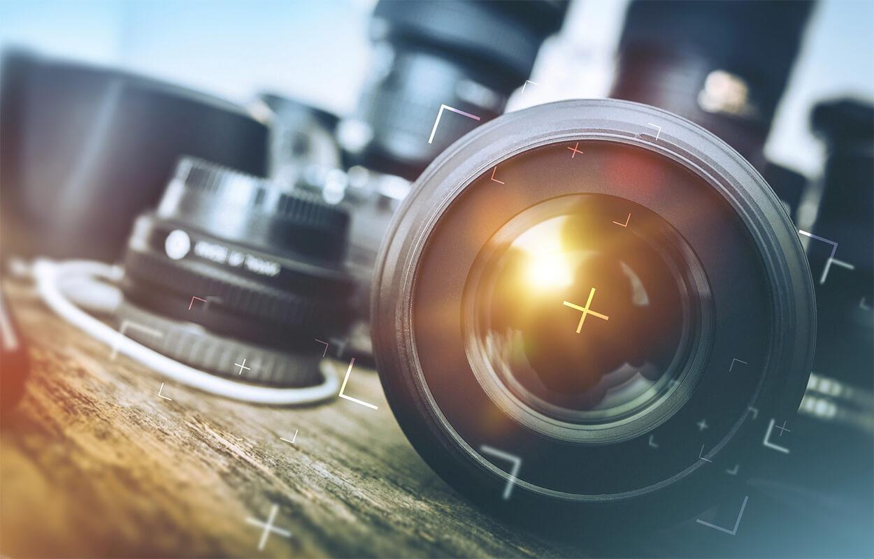 Photografie Equipment