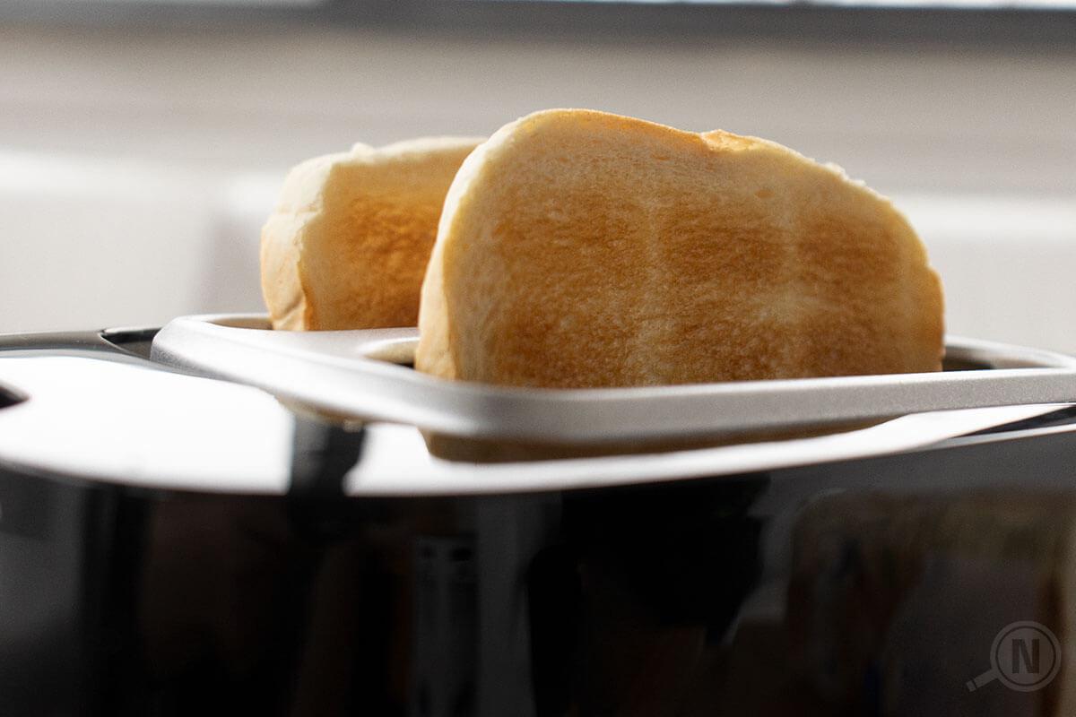 Toaster - Braeunungsgrad