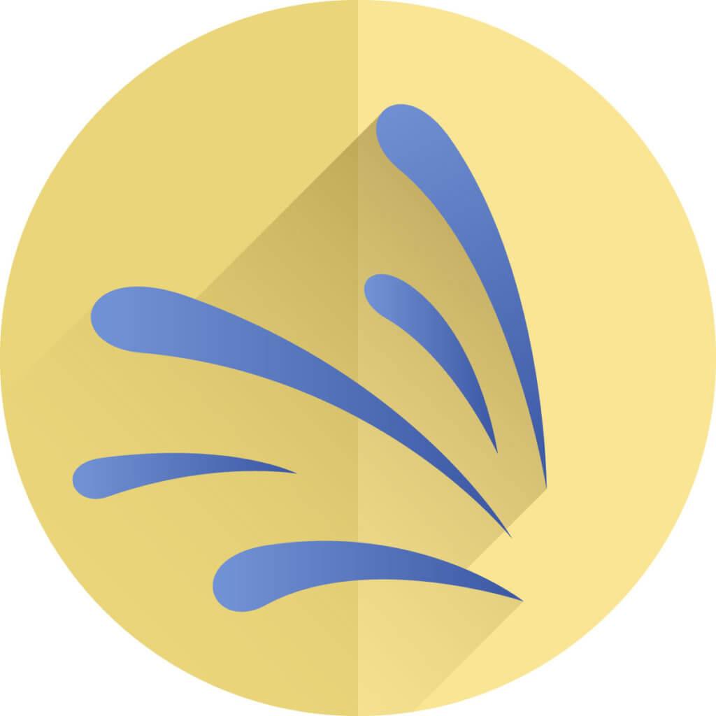 Icon von Fluessigkeit