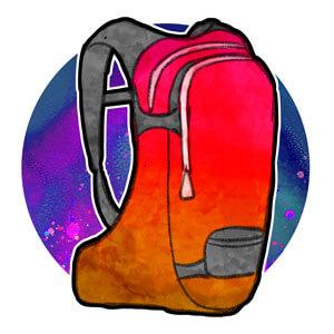 wanderrucksack rucksack wandern tourenrucksack