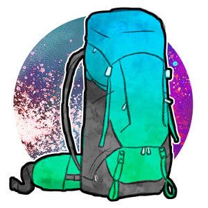 wanderrucksack rucksack wandern trekkingrucksack