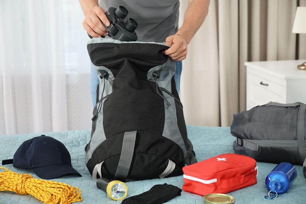 wanderrucksack rucksack wandern packen